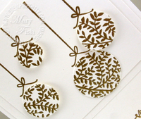 Stampin up pendant park circle punches video tutorial