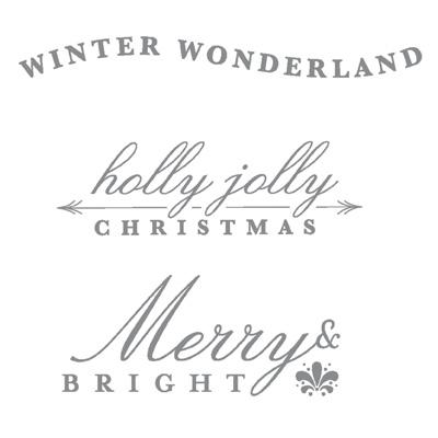 Bright christmas stampin pretty