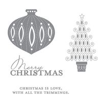 Contempo christmas stampin pretty
