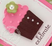 Stampin up cupcake punch pals paper arts sneak peek