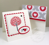 Stampin up valentine defined