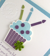 Stampin up create a cupcake pals paper arts