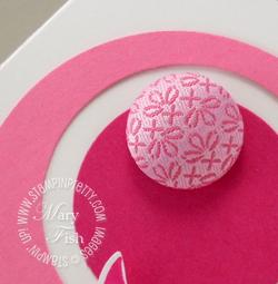 Stampin up occasions mini catalog designer series brad