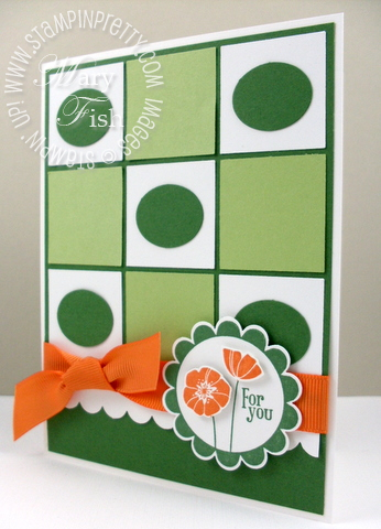 Stampin up pals paper arts saleabration punch bunch