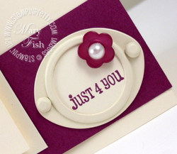 Stampin up hodgepodge happiness hardware