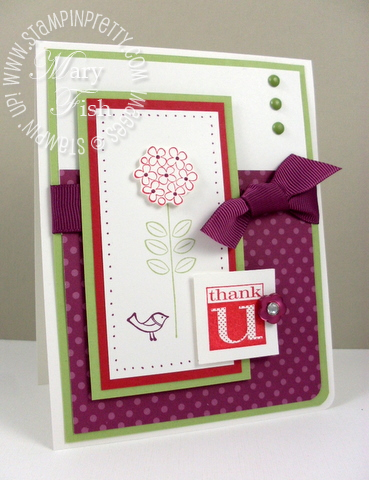 Stampin up pals paper arts saleabration sweet summer 2