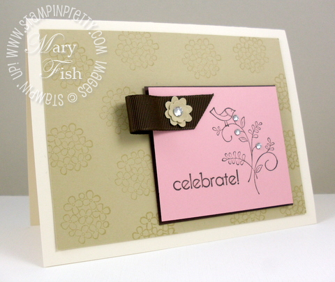 Stampin up saleabration sweet summer video tutorial