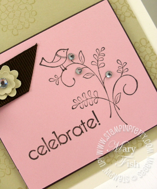 Stampin up saleabration sweet summer video