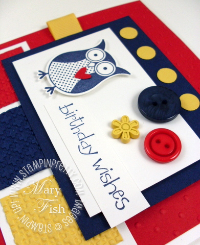 Stampin' up! pals paper arts punch bunch saleabration