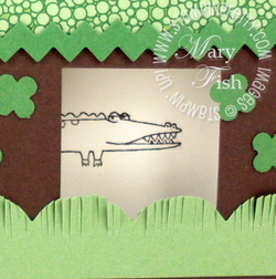 Stampin' up! mary fish stampin pretty pals paper arts