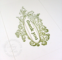 Stampin up elizabeth thank you card video
