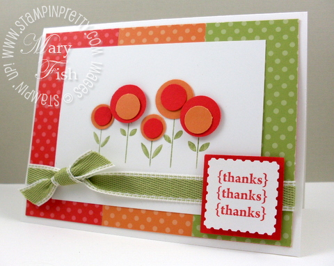 Stampin up pretty pretty postage punch pals paper arts