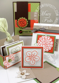 Stampin up summer mini catalog online video class