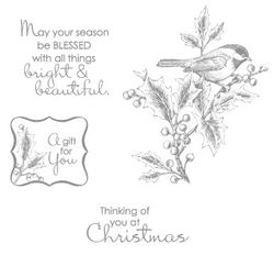 Beautiful Season Stamp Set - by Stampin' Up!