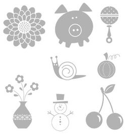 Button Buddies Stamp Set - by Stampin' Up!