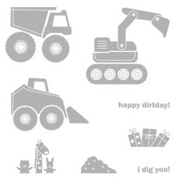I Dig You Stamp Set - by Stampin' Up!