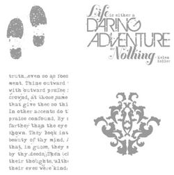 Daring Adventure Stamp Set - by Stampin' Up!