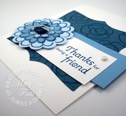 Stampin up flower fest rubber stamps summer mini catalog