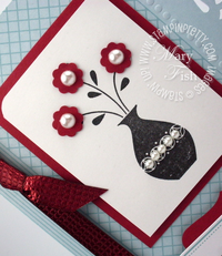 Stampin up button buddies rubber stamps simply sent punch