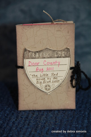 Deb stampin up travel log-1