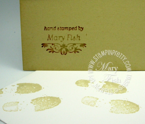 Stampin up rock and roll demonstrator video tutorial blog