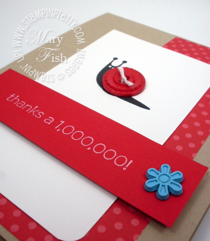 Stampin up punch rubber stamp demonstrator video tutorial