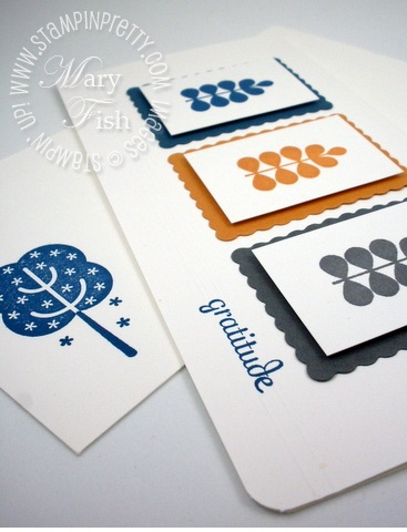 Stampin up funky four rubber stamps big shot die cut machine simply scored