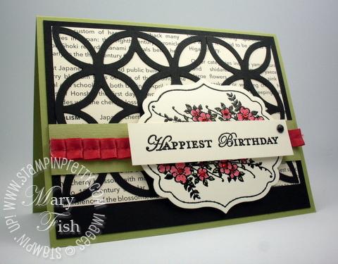 Stampin up framelits labels big shot machine dies lattice occasions mini catalog