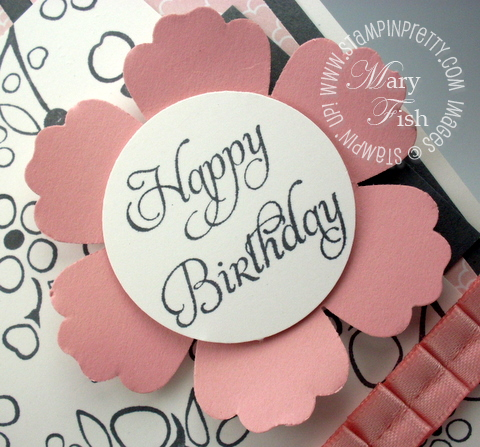 Stampin up occasions mini catalog blossom punch demonstrator blog