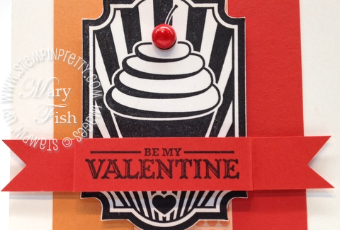 Stampin up valentine card idea occasions mini catalog punch video tutorial demonstrator 2