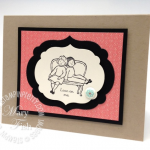Stampin' Up! Lean On Me