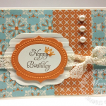 Stampin' Up! Sale-A-Bration in Style