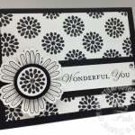 Stampin' Up! Mixed Bunch in Black & White
