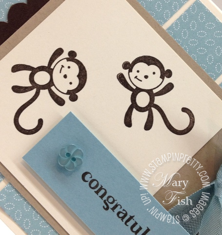 Stampin up punch catalog rubber stamps blog hop baby card ideas