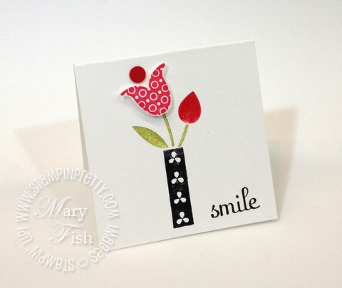 Stampin up bright blossoms bitty box envelope bix xl die big shot machine card ideas