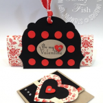 "PPA ""Any Red"" & Framelits Candy Holder WOW! Video"
