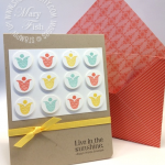 Stampin' Up! Simply Scored PLUS More Bright Blossoms