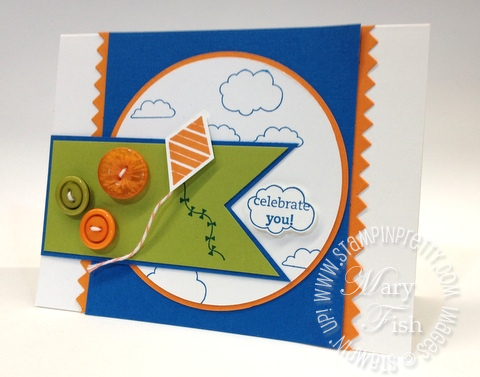 Stampin up mojo monday circle scissor plus big shot machine tasteful trim bigz xl die masculine card