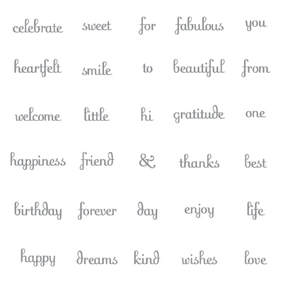 Fabulous phrases rubber stamps stampin up