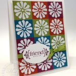 Mojo Monday Friend Quilt Card
