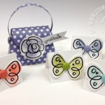 Adding Color with Stampin' Up! Daubers