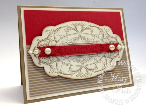 Stampin up demonstrator blog layering labels apothecary accents framelits big shot die-cutting machine order