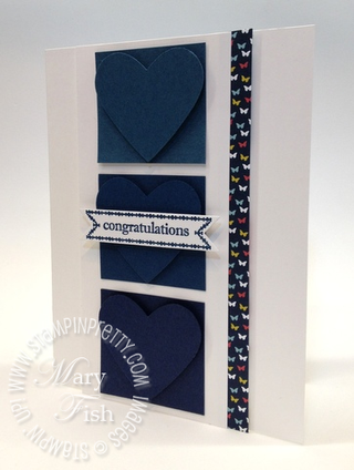 Stampin up in colors new catalog heart punch demonstrator blog comparison midnight muse