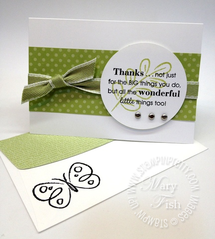 Stampin up demonstrator blog catalog retiring stamps accessories punch notecard  simple card idea