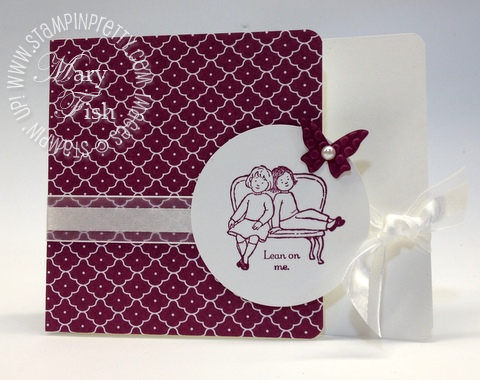 Stampin up demonstrator blog catalog punch big shot butterfly embosslit