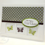 Punched Square Trio WOW! Video Tutorial