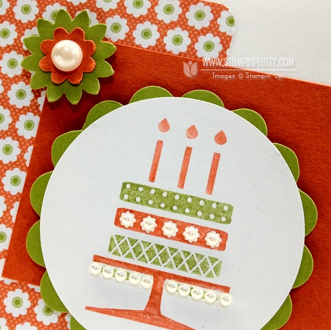 Stampin up demonstrator blog punch big shot rubber stamps catalog card ideas mojo monday