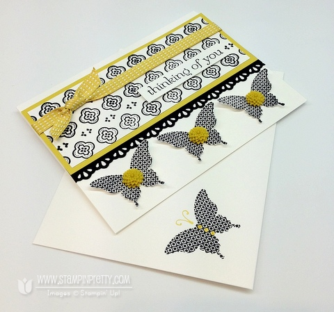 Stampin up demonstrator blog catalog butterfly punch card ideas mojo monday order online