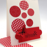 Stampin' Up! Elegant Butterfly Punch Goes Above & Beyond