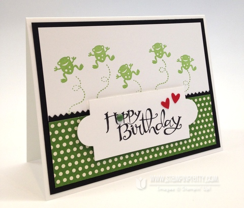 Stampin up birthday cards gangcraft more birthday cards archives page of stampin pretty birthday card stampin up birthday card ideas birthday invitation bookmarktalkfo Gallery